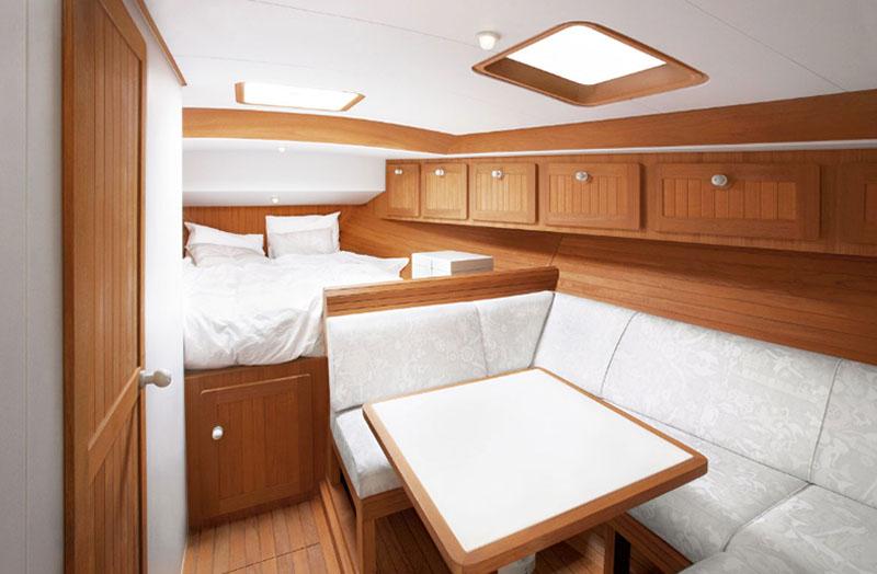 Firmship 42 Modern Boat by Studio Job 4