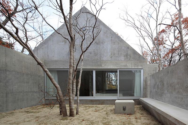 House In Nasu By Kazunori Fujimoto Architects 11