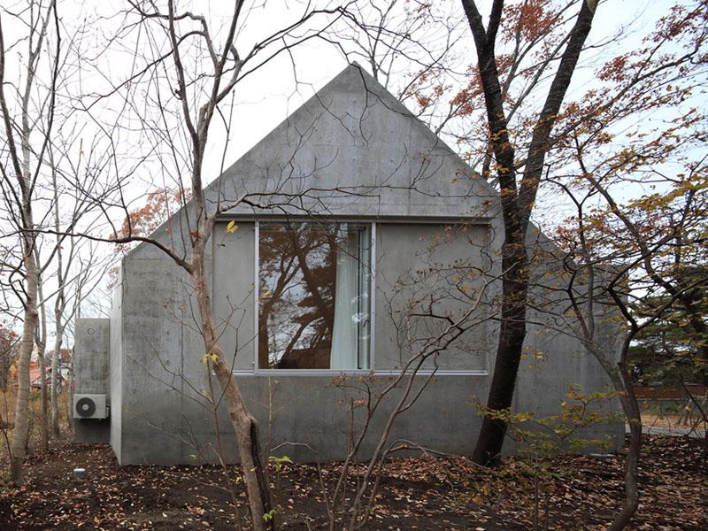 House In Nasu By Kazunori Fujimoto Architects 2