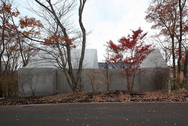 House In Nasu By Kazunori Fujimoto Architects 3