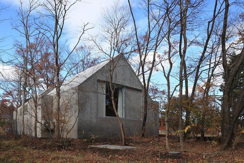 House In Nasu By Kazunori Fujimoto Architects 9