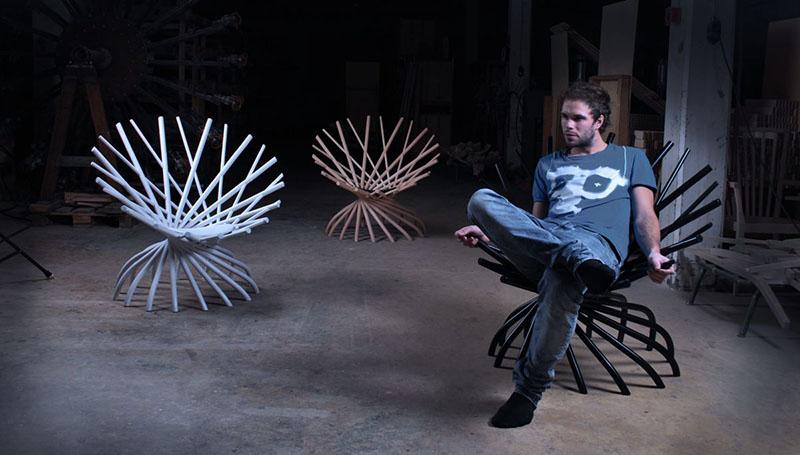 Nest Chair by Markus Johansson 3