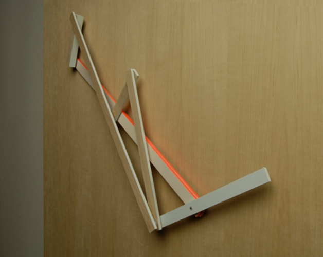 The Oblique Clock by Science&Sons 3