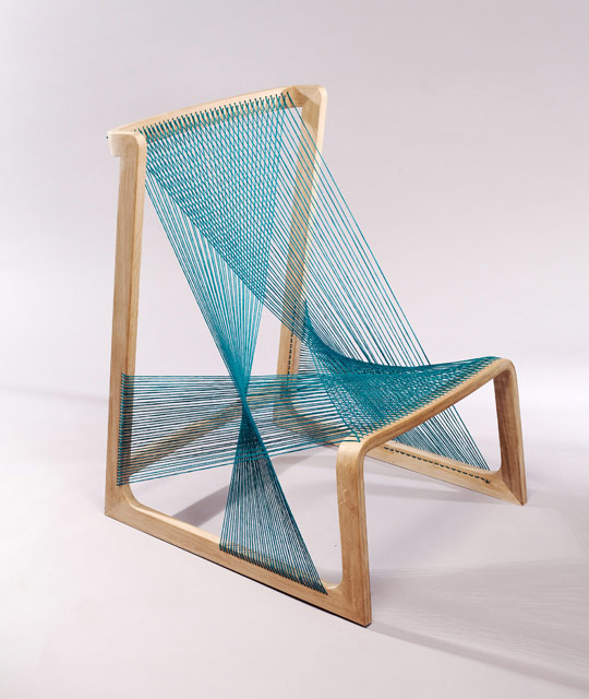 Silk Chair By Alvi Design 1