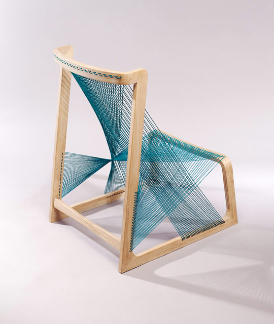Silk Chair By Alvi Design 2