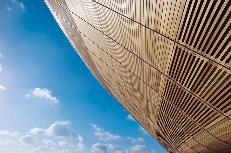 2012 London Olympic Velodrome by Hopkins Architects 3