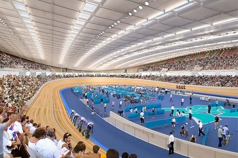 2012 London Olympic Velodrome by Hopkins Architects 4