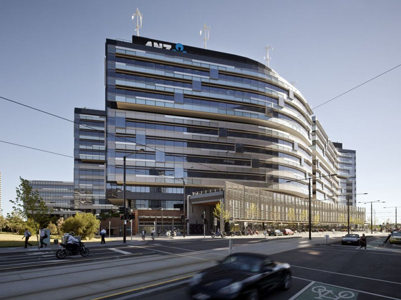 ANZ Centre in Melbourne by HASSELL 1