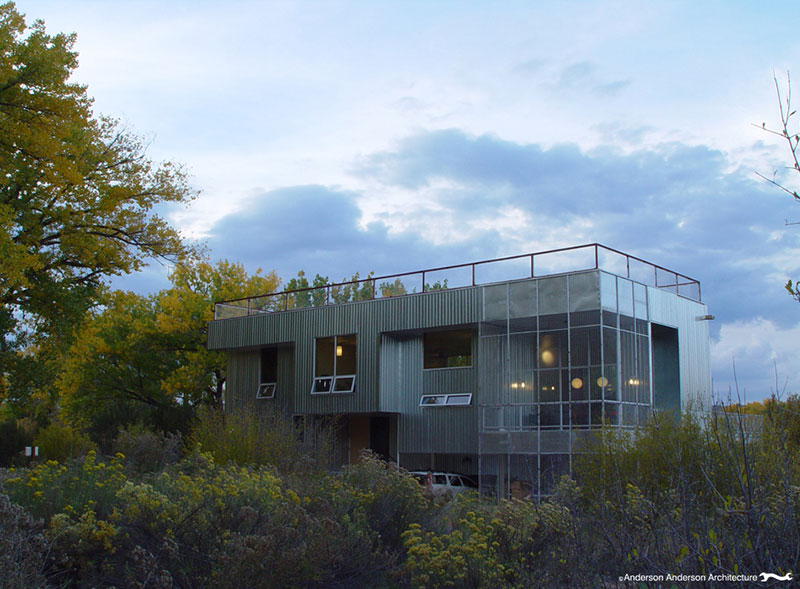 Abiquiu House by Anderson Anderson Architecture 3
