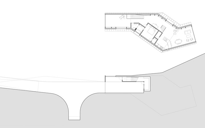 Allandale House sketch 6