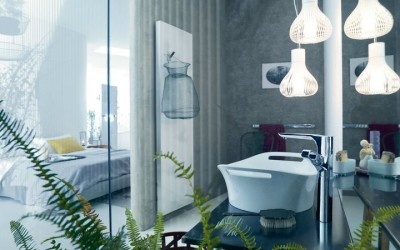 Axor Urquiola – A Bathroom with Feminine Point of View