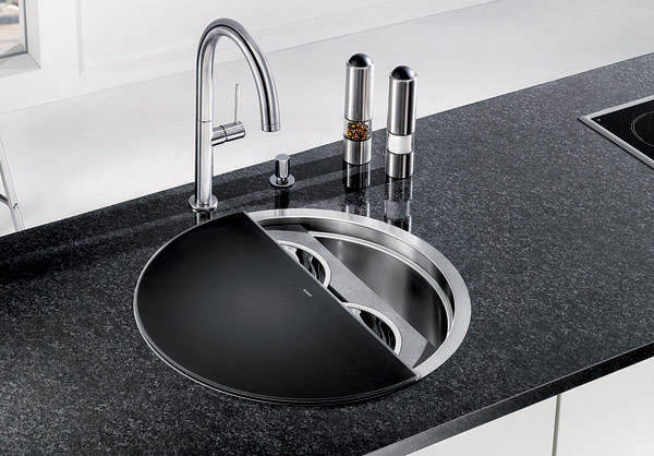 Multipurpose Kitchen Bowl Sink BLANCORONIS 1