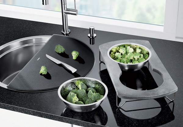 Multipurpose Kitchen Bowl Sink BLANCORONIS 8