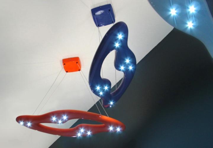 Suspension Lamp Bob by Pulsar Lighting 3