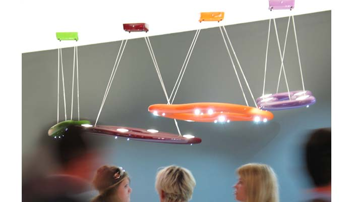 Suspension Lamp Bob by Pulsar Lighting 4