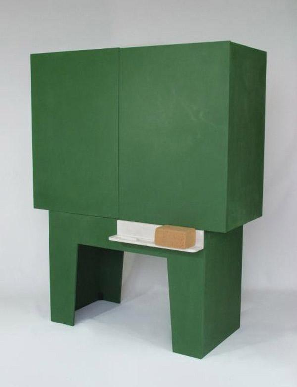 Blackboard - Chalkboard storage cabinet 9