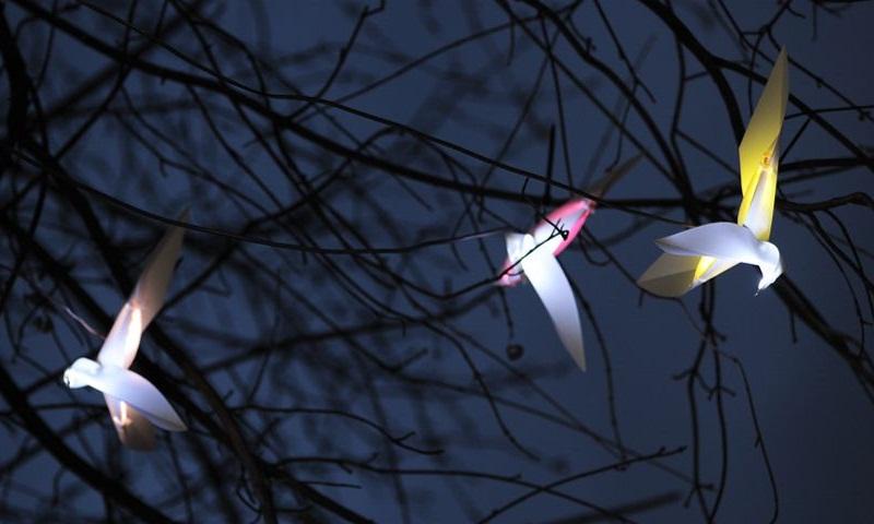Lumigrateurs Light Collection Colibris Lamp 3