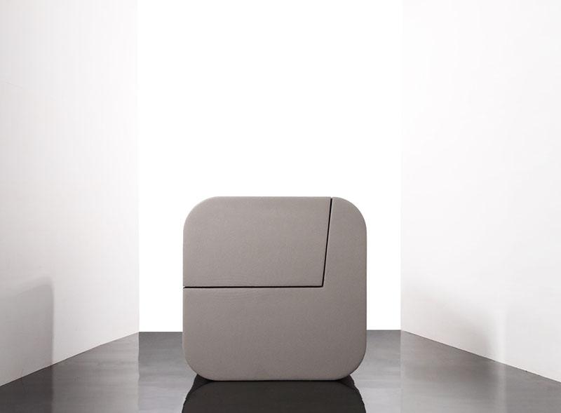 Transformable Furniture Design Dual Cut 3