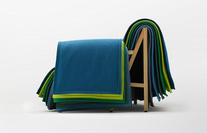 Colorful Living Room Furniture Filo Sofa 2
