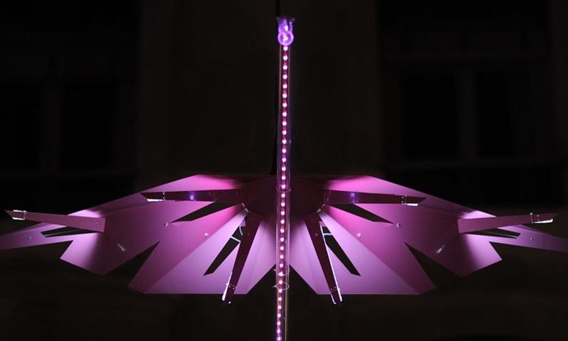 Lumigrateurs Light Collection Flamingos Lamp 1