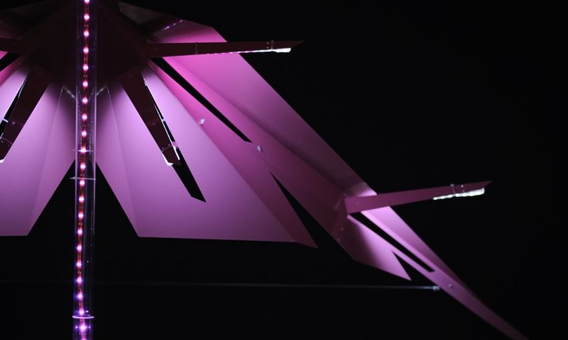 Lumigrateurs Light Collection Flamingos Lamp 3