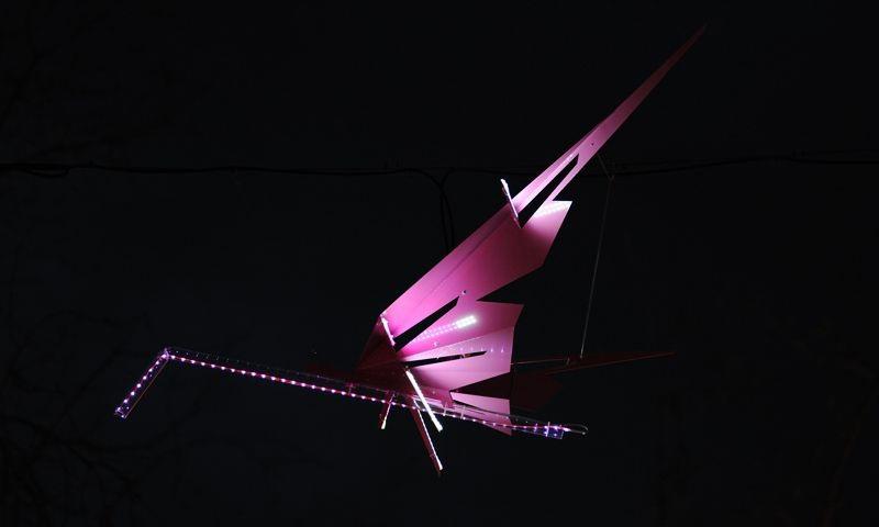 Lumigrateurs Light Collection Flamingos Lamp 4