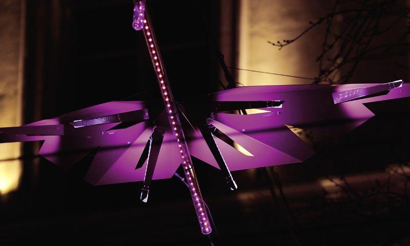 Lumigrateurs Light Collection Flamingos Lamp 5