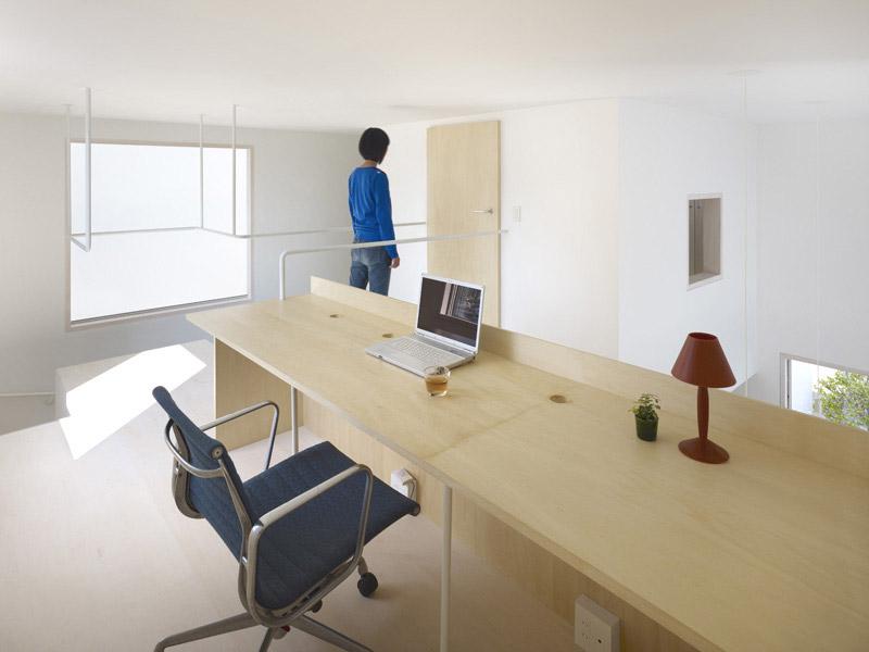 House I by Yoshichika Takagi 10