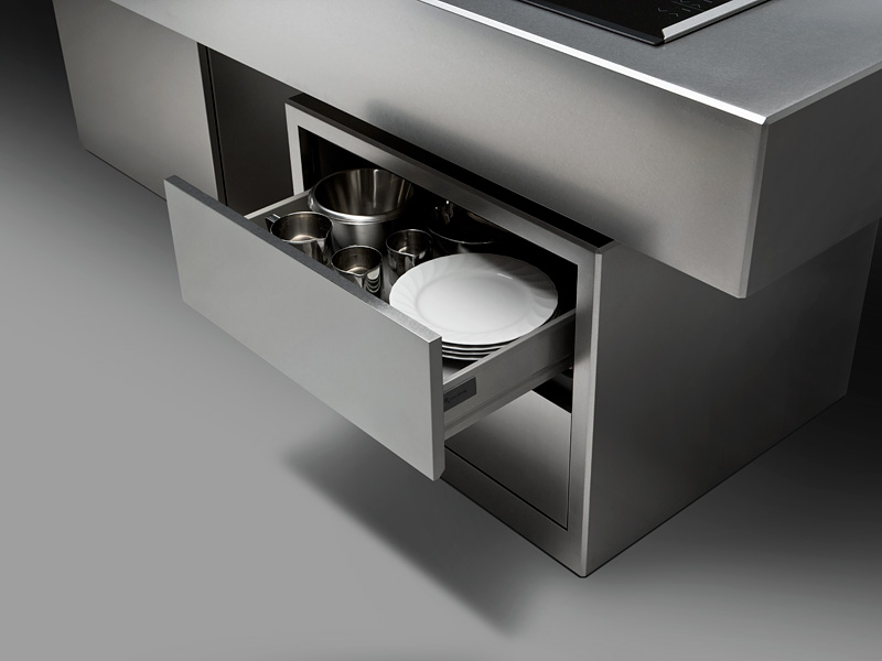 ISOLA Linear Kitchen Toyo Kitchen 4