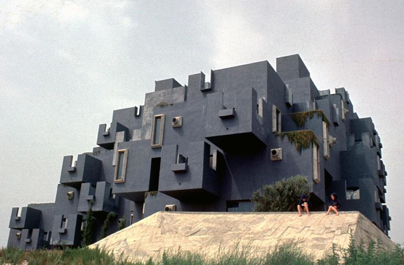 Kafka Castle by Ricardo Bofill 2
