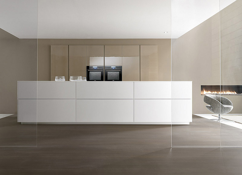 Linea Modern Kitchen By Comprex 1