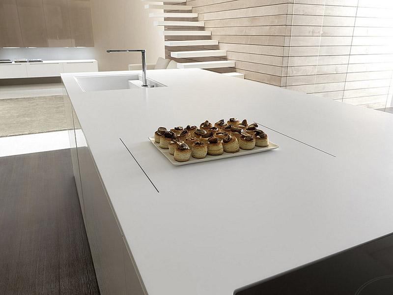 Linea Modern Kitchen By Comprex 12