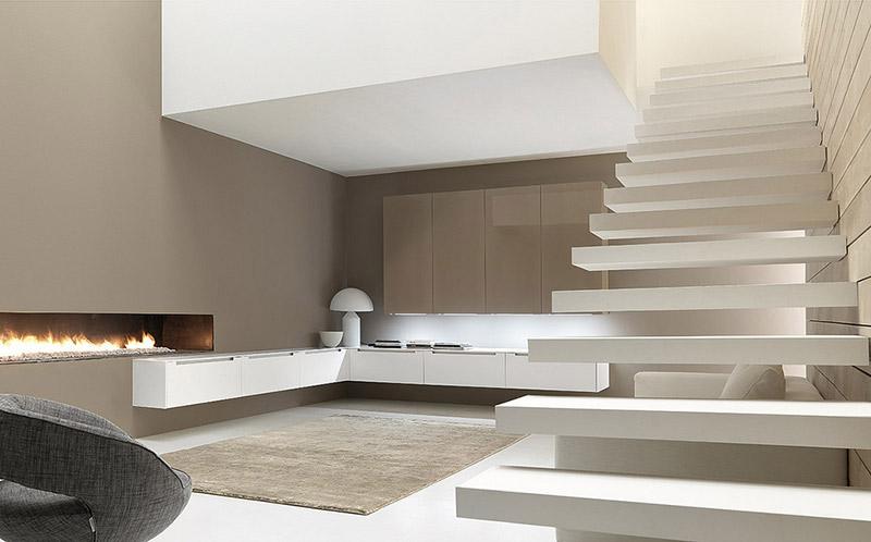 Linea Modern Kitchen By Comprex 13