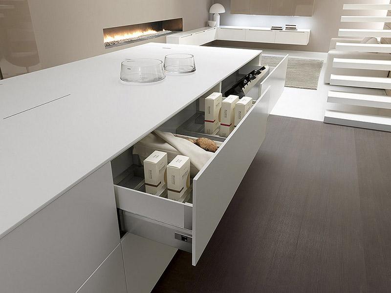 Linea Modern Kitchen By Comprex 15