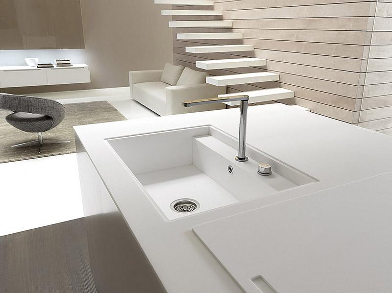 Linea Modern Kitchen By Comprex 6