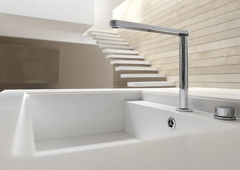 Linea Modern Kitchen By Comprex 7