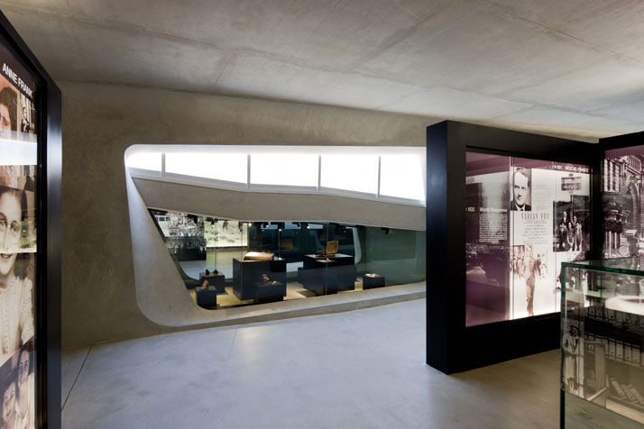 Los Angeles Museum of the Holocaust by Belzberg Architects 5