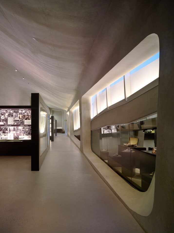 Los Angeles Museum of the Holocaust by Belzberg Architects 7