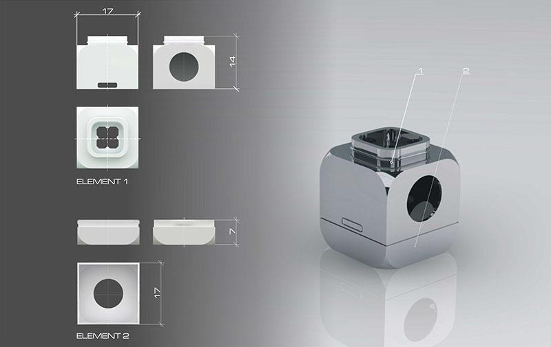 Flexible Modular Lighting System Modli 7