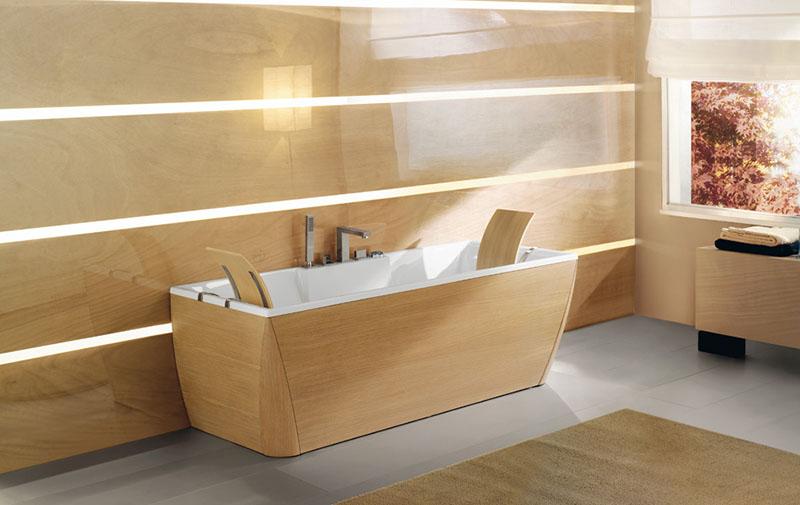 Elegant Bathtub Naja'-Art by BluBleu 1