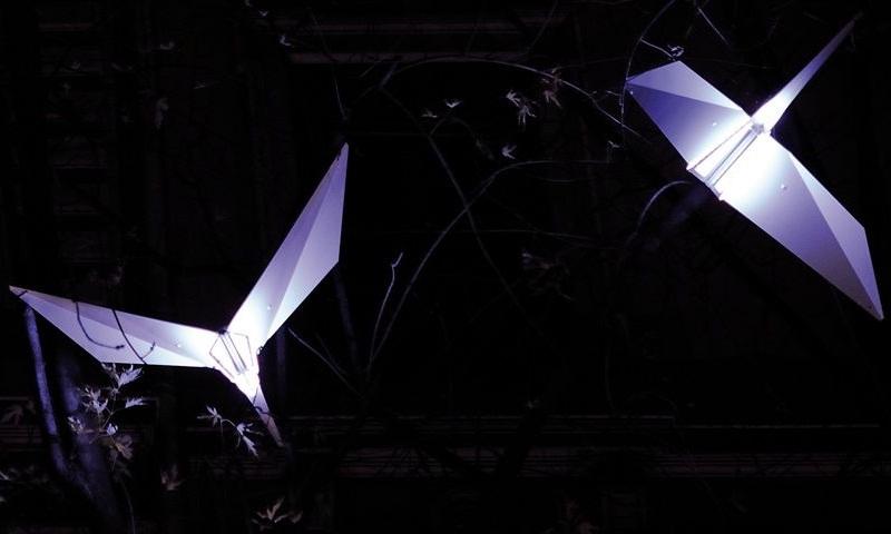 Lumigrateurs Light Collection Palomas Lamp 1