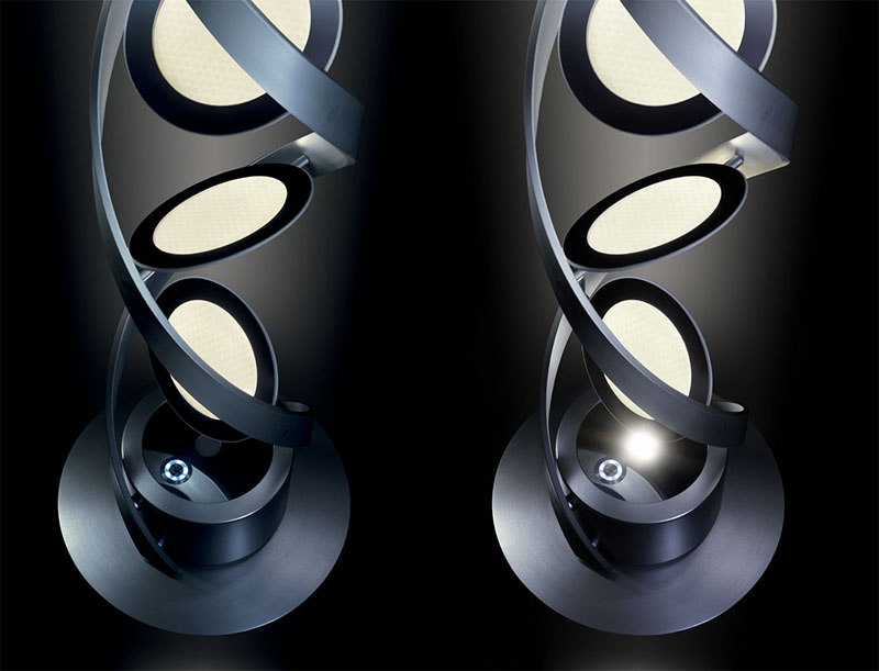 PirOLED OLED lamp by OSRAM 5