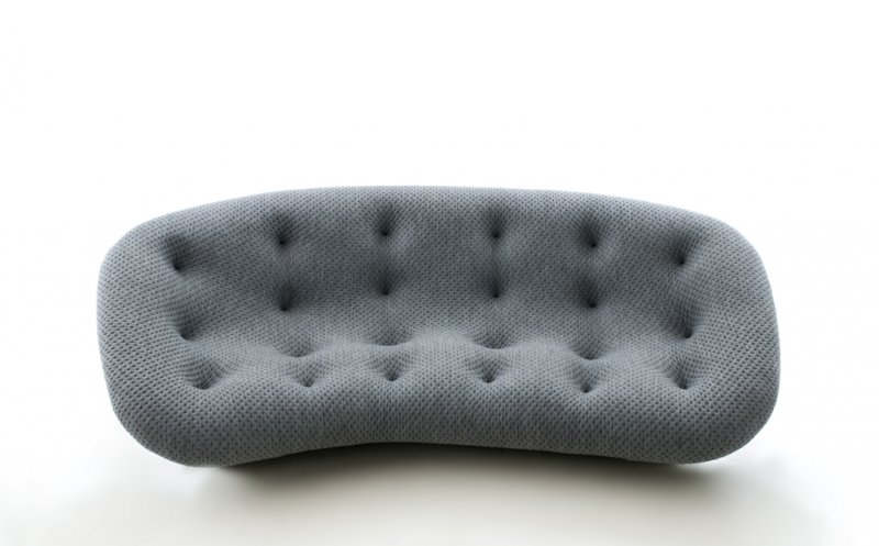 ploum sofa by ronan erwan bouroullec. Black Bedroom Furniture Sets. Home Design Ideas
