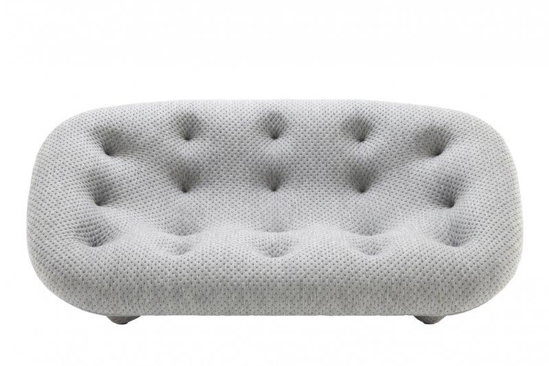 ploum sofa by ronan erwan bouroullec. Black Bedroom Furniture Sets. Home Design Ideas