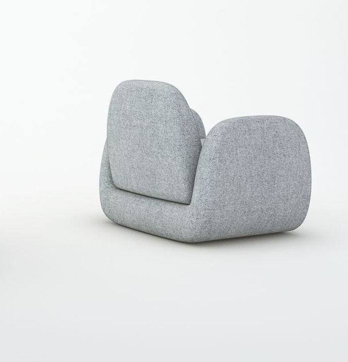 Royale Armchair by Beaverhausen for INDERA 3