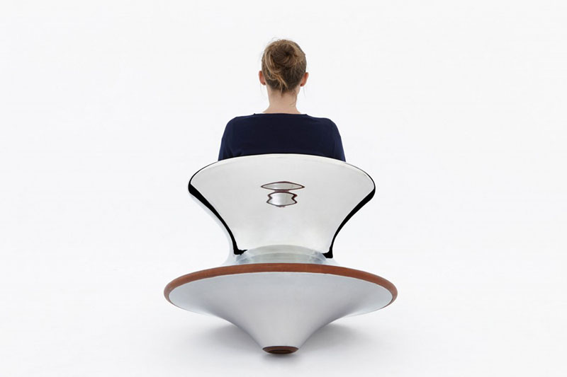 Spun Chair by Thomas Heatherwick 1