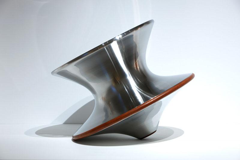 Spun Chair by Thomas Heatherwick 3