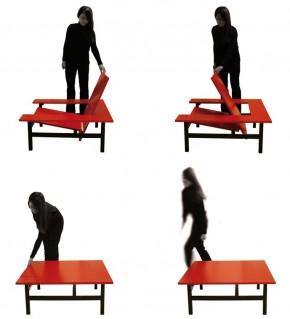 Sweetch 18 Chair by Benoit Lienart