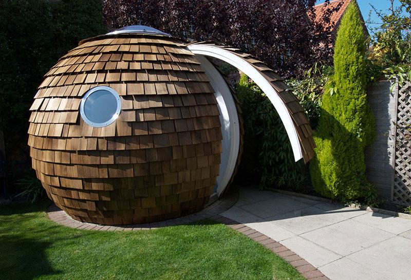 Comfortable Home Garden Office Archipod 1