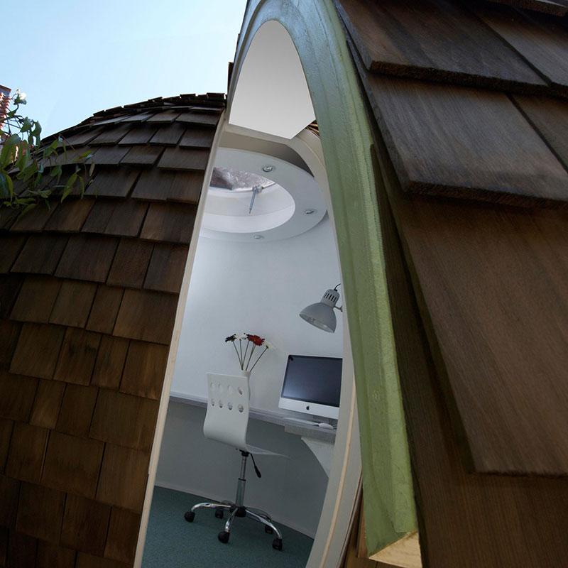Comfortable Home Garden Office Archipod 8